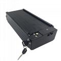 48V 20Ah 1000W Rear Rack e-bike Lithium-ion Electric Bike Kit battery 1