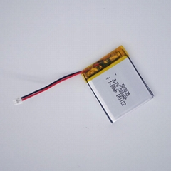 500mah 3.7v 503035 3.7V 500mAh 503035 Lithium Polymer Ion Rechargeable Battery
