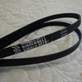 molded poly-v belt