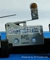 歐姆龍D4MC系列限位開關