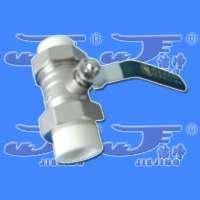 利通塑业供应PB管件双活节球阀