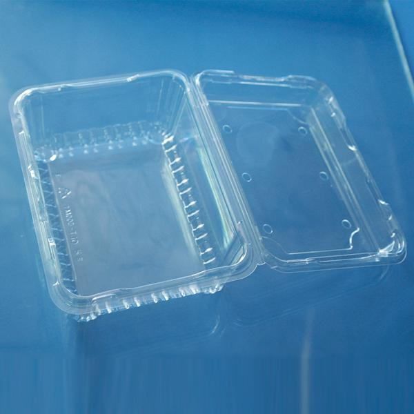 Fruit packaging container plastic packaging container for blueberry 3