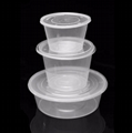 PP disposable food container fast food container take away food container 2