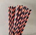 paper straw plastic straw disposble