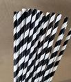 paper straw plastic straw disposble straw bio digradeble straw  4