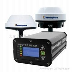Hemisphere VS131亞米級分體定位定向信標接收機