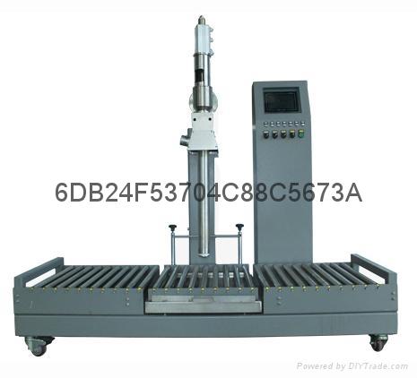 5-200kg液体灌装机 2
