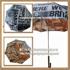 Digital Printing for umbrella