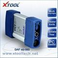 DAF Professional Diagnostic Tool DAF
