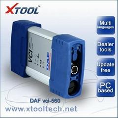 達夫原廠專用卡車診斷儀DAF VCI-560 MUX