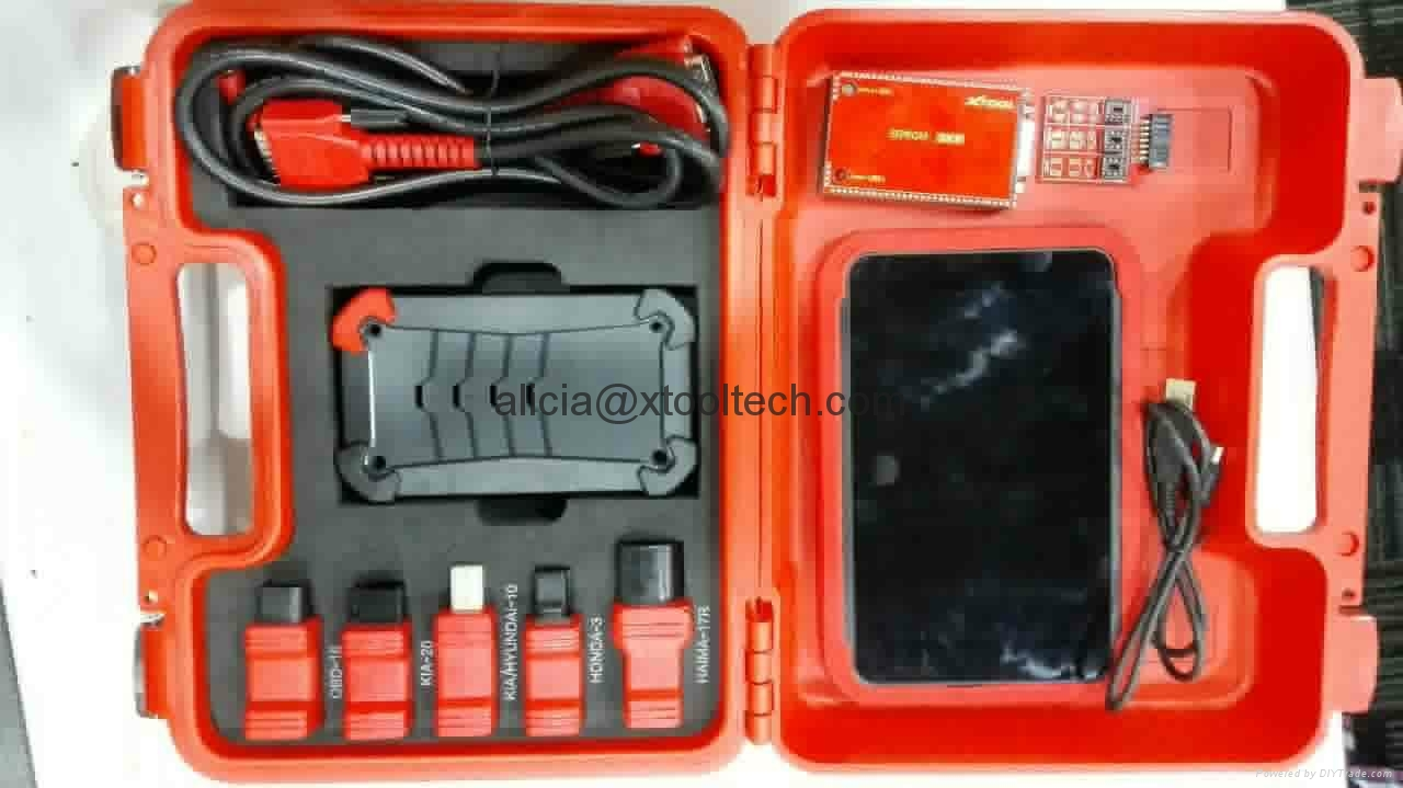 X100 Pad Android Tablet Key Programmer Service Reset Tool OBD2