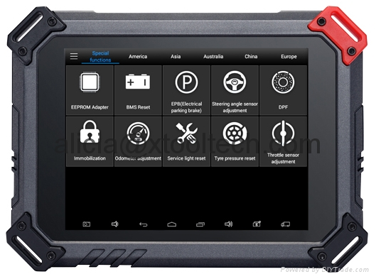XTOOL PS80 Android Tablet Car Scanner Auto Diagnostic Tool with cheaper price 1