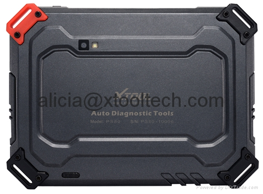 XTOOL PS80 Android Tablet Car Scanner Auto Diagnostic Tool with cheaper price 3
