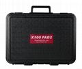 XTOOL X100 PAD 2 Key Programmer All Key Lost Support Toyota