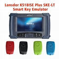 100% Original Lonsdor K518ISE Key Programmer Plus SKE-LT Smart Key Emulator