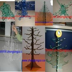有機玻璃(壓克力)聖誕樹