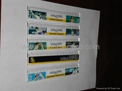 acrylic stationery