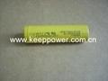 A123 LiFePO4 18650 1.1Ah Battery cell APR18650M1 1100mAh
