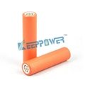 16650 - Li ion 16650 2.1Ah battery cell Sanyo UR16650ZT 3.7V 2200mAh