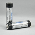 18650 2200mah - KeepPower protected 18650 2200mah battery 3.7v