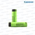 18650 3400mAh - Li ion 18650 Panasonic NCR18650B 3400mAh battery cell 3.4 Ah