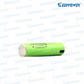 Li ion 18650 2.25Ah Panasonic CGR18650CG battery cell 2250mAh