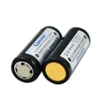 KeepPower 26650 li-ion protected rechargeable battery 3.7V 4500mAh