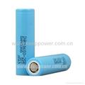 18650 2500mAh -Li ion 18650 Samsung INR18650-25R 2500mAh IMR cell