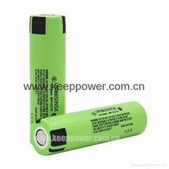 20A discharge high power battery Panasonic UR18650NSX 2600mAh