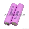 18650 3000mah 15A INR18650-30Q Samsung li-ion power cell