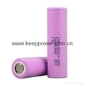 18650 3000mah 15A INR18650-30Q Samsung li-ion power cell
