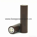 18650 3000mah max 20A INR18650HG2 LG Chem 3.6V imr18650 battery