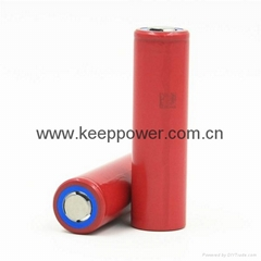 18650 3500mah Sanyo NCR18650GA li-ion battery cell 3.6V 3500mAh