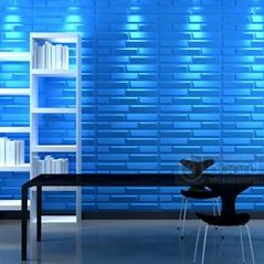 3D电视背景墙三维板