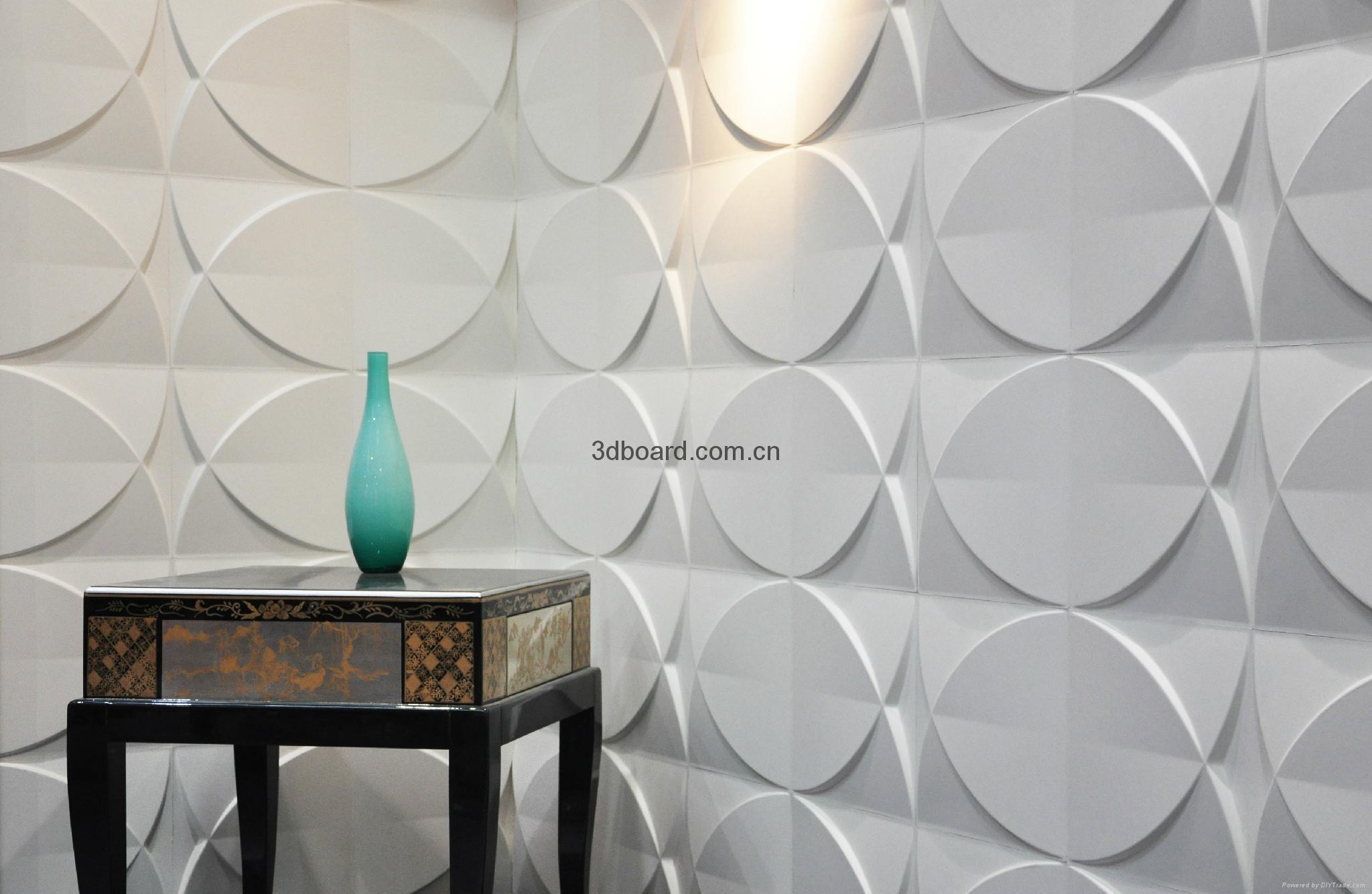 3Dboard won IDEA award DDKAT 3d board wall panel
