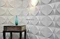 3d wall decor art panels