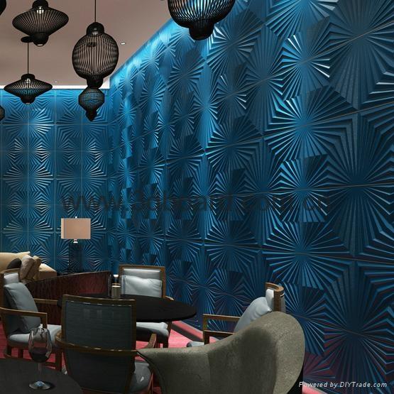 3d Metal Wall Panels : Metal wall decor panel ruby m d board china