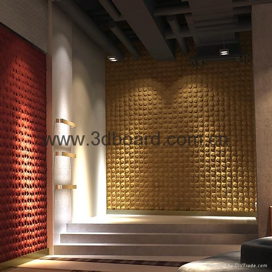 3d wall decor panel - 3d board (China Manufacturer) - Other ...