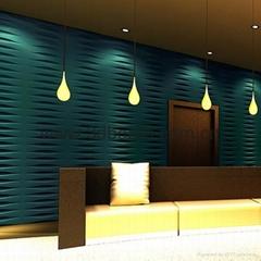 3D背景牆三遞板dune