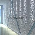 3D wall wave panels 4