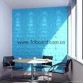 3D wall wave panels 5