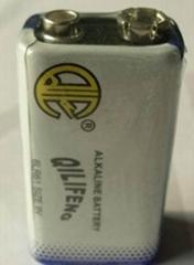 奇力豐6LR61 9V碱性環保電池