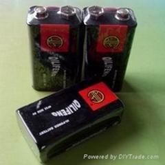 奇力丰9V6F22遥控器电池