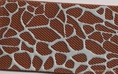 Epoxy elastic fabric screen printing