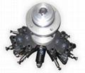 pu shoe makingsole pouring machine JG-802-D 4