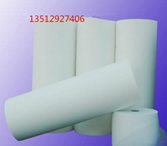 Fiberglass C-FF White Glass Tissue Cover Blanket Mat