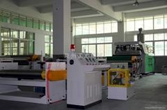 High technology EVA Solar panel encapsulation film machine