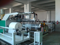 PE and Kraft Paper Extrusion Coating and Laminating Machine/ Plant