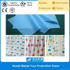 Good Quality Single Screw PEVA Fabric extrusion machine