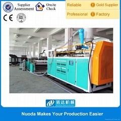 High Transparent 3D EVA Film Extruder Plant